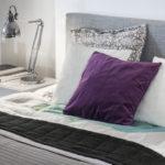 Duże pomysły na małą sypialnię