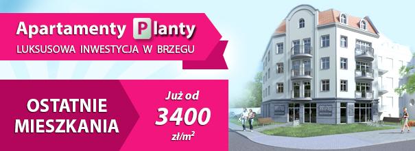Apartamenty Planty