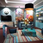 Kolory w Twoim mieszkaniu – jak wpływają na samopoczucie