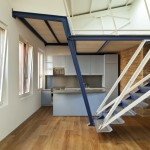 Sposób na wysokie mieszkanie – antresola