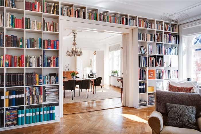 Twoje Mieszkanie Z Domową Biblioteczką Blog Investdom