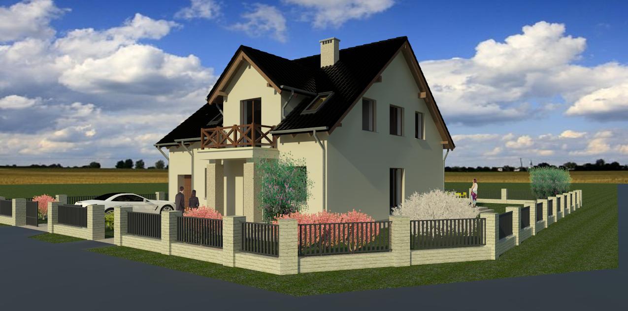 Dom-Chmielowice-Komprachcice