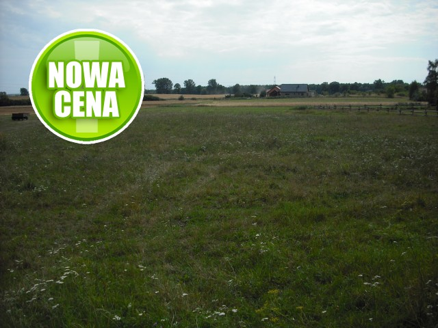 Działka-Mechnice-Dąbrowa