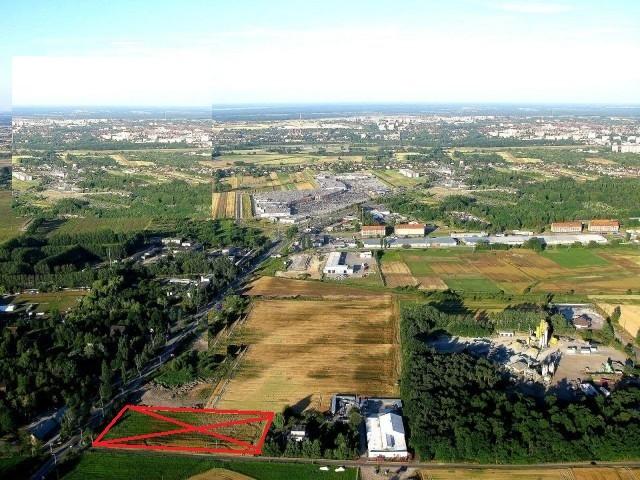 Działka-Opole-Bierkowice