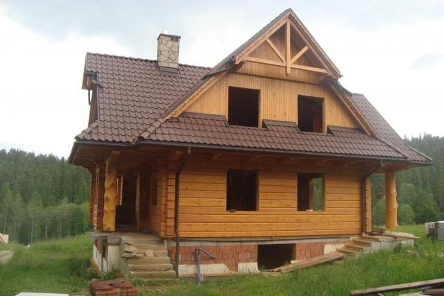 Dom na sprzedaż Łapsze Niżne - 5