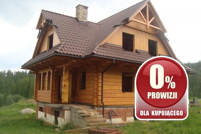 Dom Łapsze Niżne sprzedaż