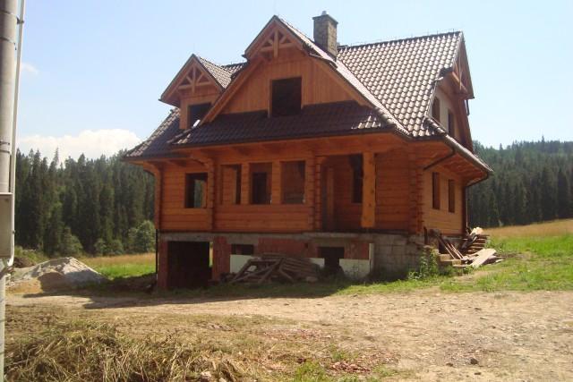 Dom na sprzedaż Łapsze Niżne - 7