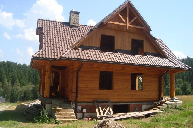 Dom na sprzedaż Łapsze Niżne - 8