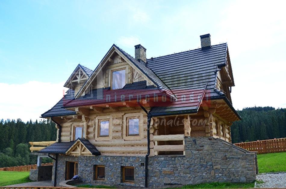 Dom na sprzedaż Łapsze Niżne - 1