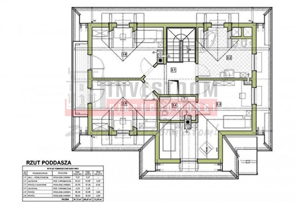 Dom na sprzedaż Łapsze Niżne - 13