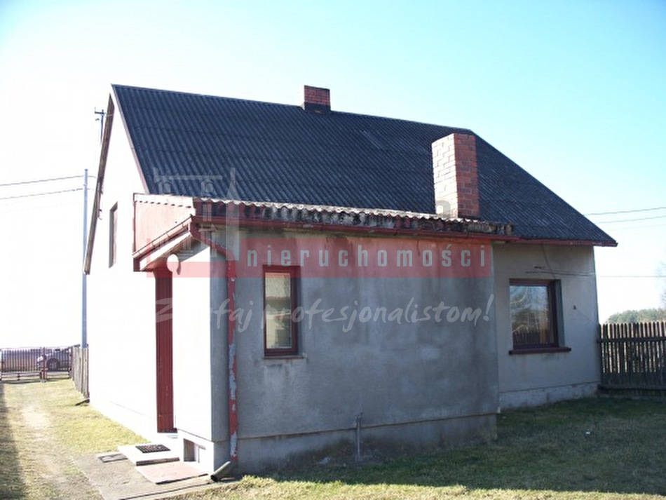 Dom na sprzedaż Brzeziny - 1