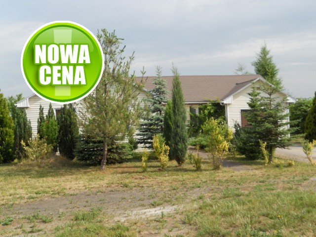 Dom na sprzedaż Czernica - 1