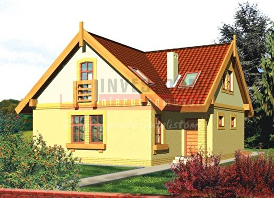 Dom na sprzedaż Dąbrówka Górna - 1