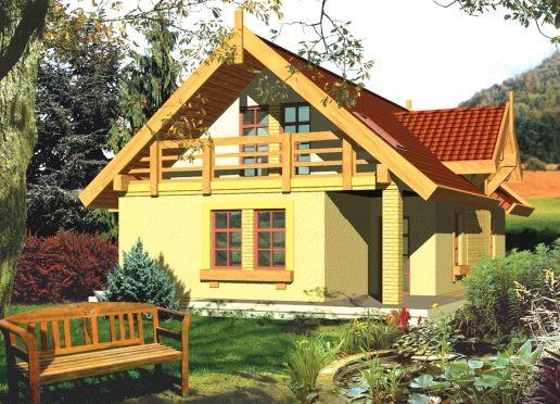 Dom na sprzedaż Dąbrówka Górna - 2