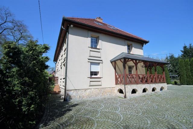 Dom na sprzedaż Henryków - 2
