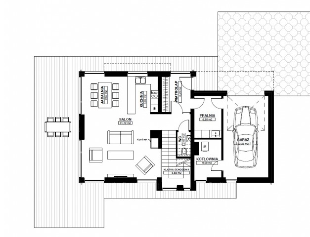 Dom na sprzedaż Jełowa - 7