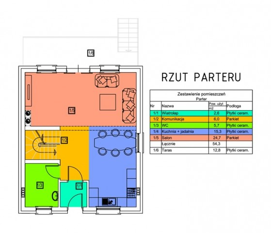 Dom na sprzedaż Oława - 5