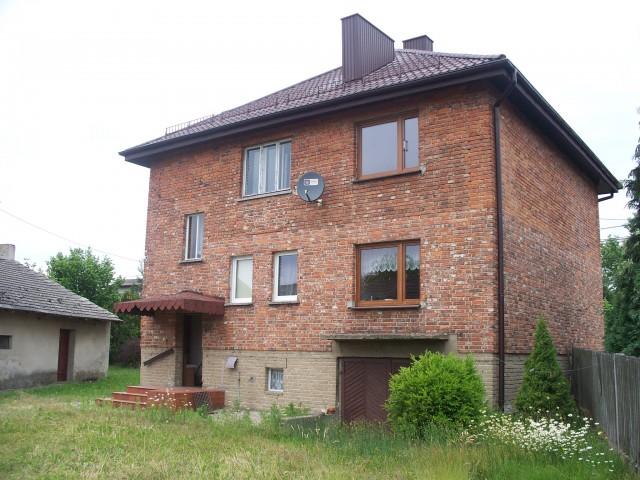 Dom Przystajń sprzedaż