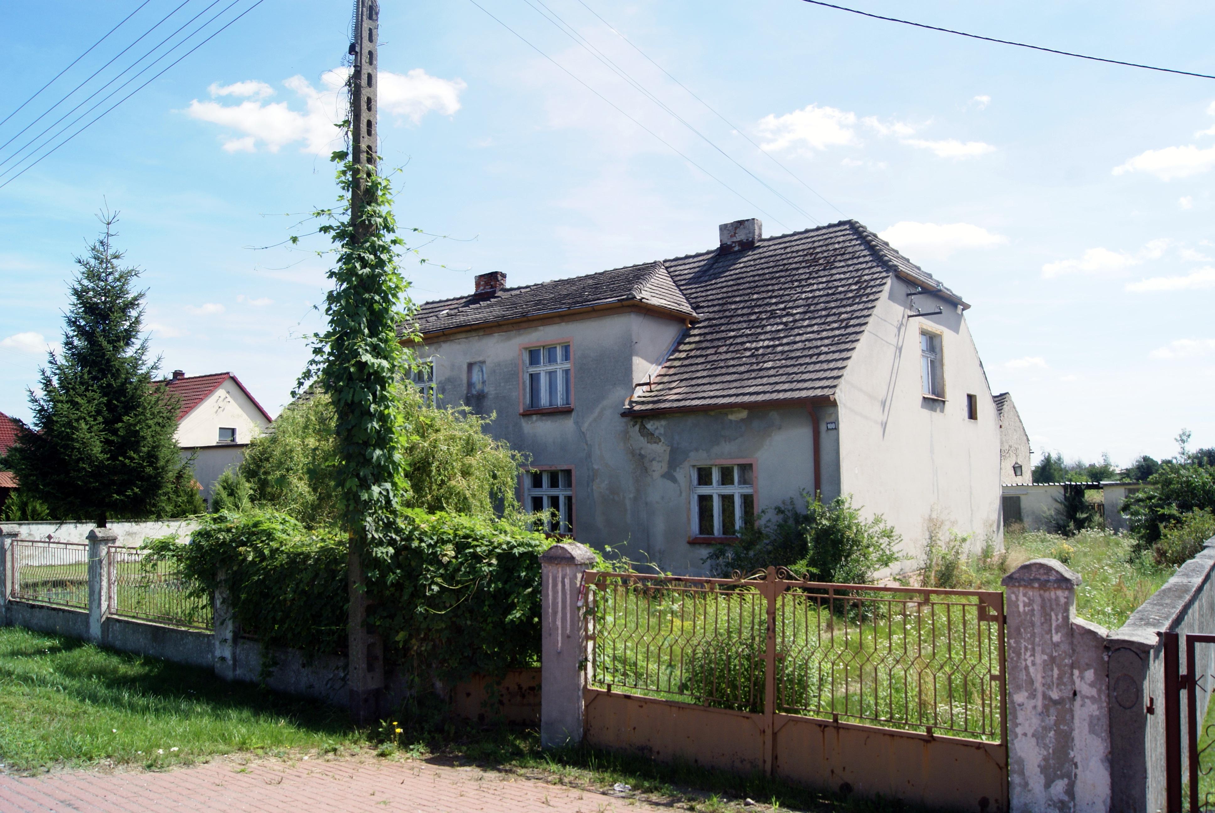 Dom Steblów sprzedaż