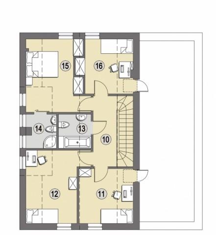 Dom na sprzedaż Zawada - 5