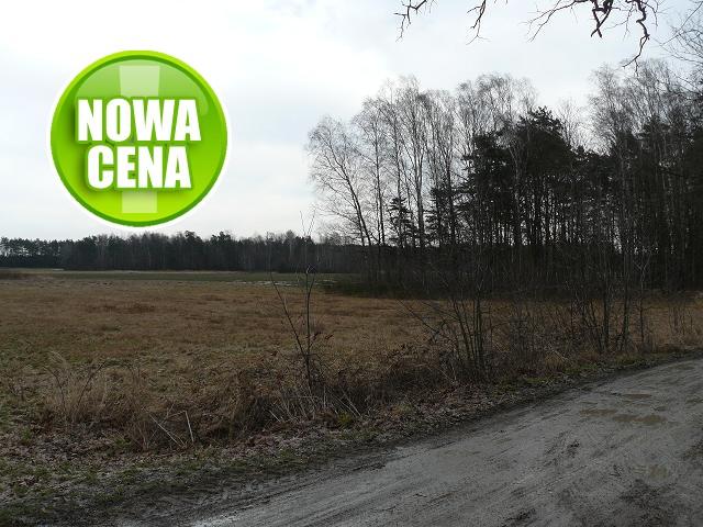 Działka na sprzedaż Malichów k/Dobrodzienia - 1
