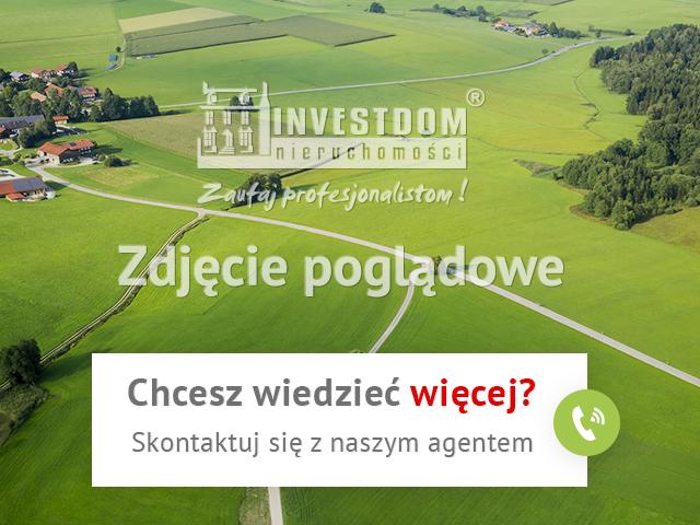 Działka Molestowice sprzedaż