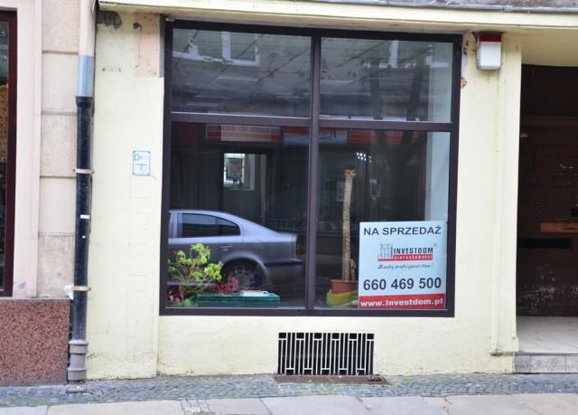 Lokal Brzeg sprzedaż