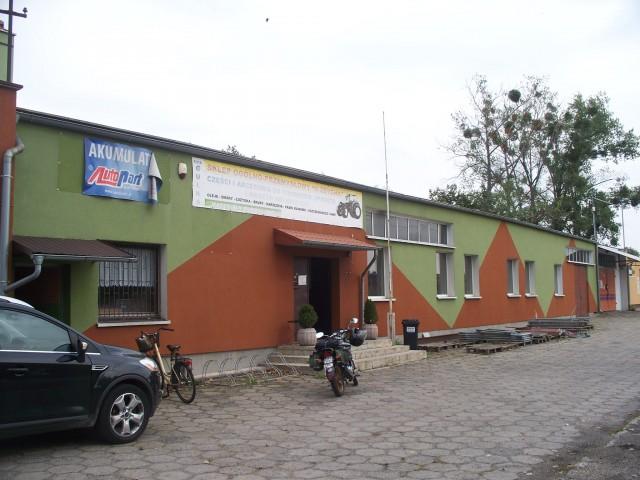 Lokal na sprzedaż Kluczbork - 1