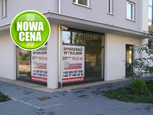 Lokal Krapkowice sprzedaż