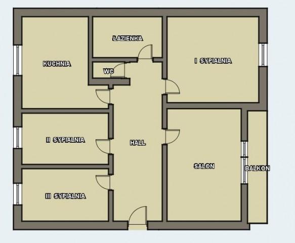 Mieszkanie na sprzedaż Byczyna - 13