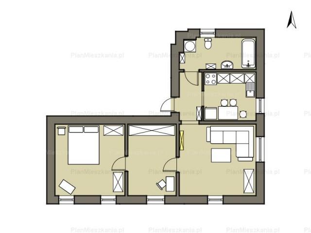 Mieszkanie na sprzedaż Oleśnica - 10