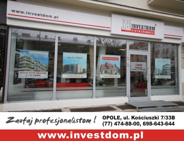 Teren inwestycyjny Opole sprzedaż