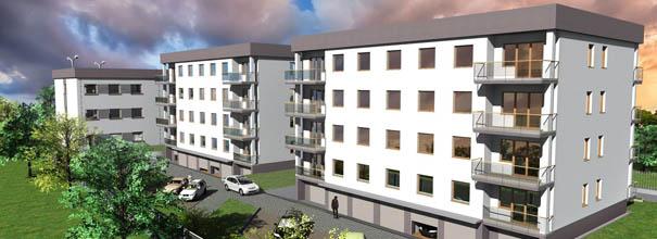 Nowe mieszkania w Brzegu