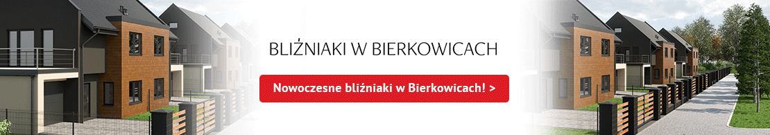 Bliźniaki w Bierkowicach
