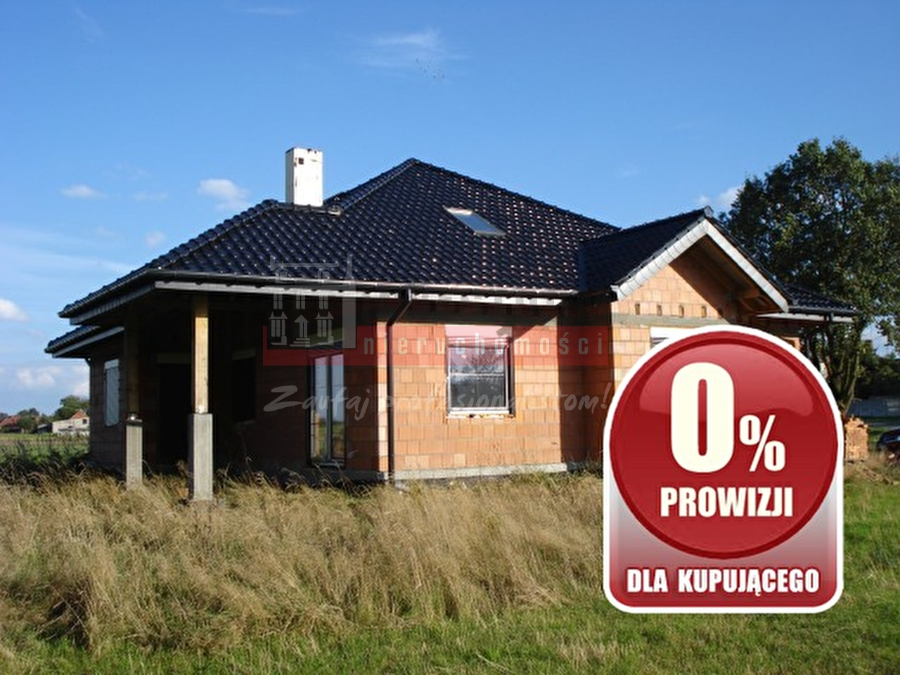haus zu verkaufen borkowice kluczbork 4 zimmer 119m2 234000z investdom nieruchomo ci. Black Bedroom Furniture Sets. Home Design Ideas